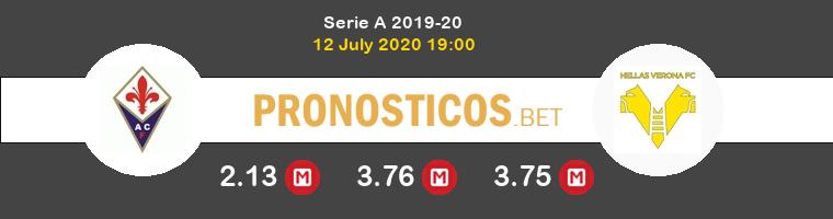 Fiorentina Hellas Verona Pronostico 12/07/2020 1