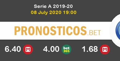 Genoa Nápoles Pronostico 08/07/2020 5