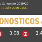 Getafe Atlético de Madrid Pronostico 16/07/2020 6