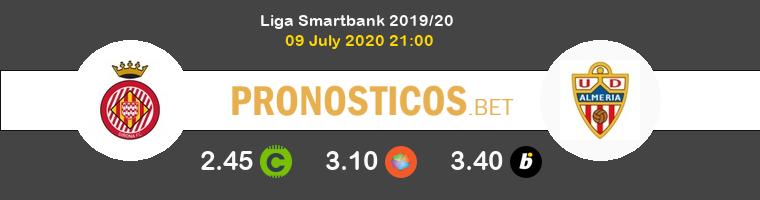 Girona Almería Pronostico 09/07/2020 1