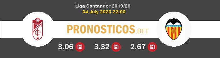 Granada Valencia Pronostico 04/07/2020 1