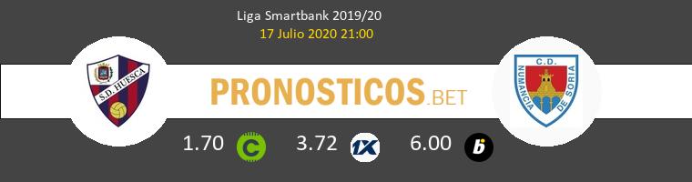 Huesca Numancia Pronostico 17/07/2020 1