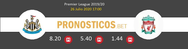 Newcastle Liverpool Pronostico 26/07/2020 1