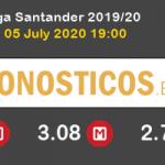 Osasuna Getafe Pronostico 05/07/2020 5