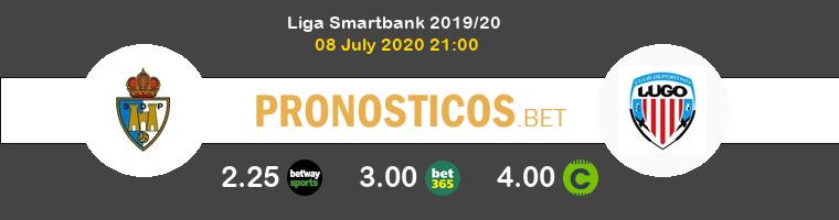 Ponferradina Lugo Pronostico 08/07/2020 1