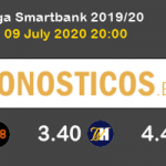 Rayo Vallecano Numancia Pronostico 09/07/2020 4