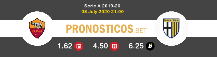Roma Parma Pronostico 08/07/2020 1
