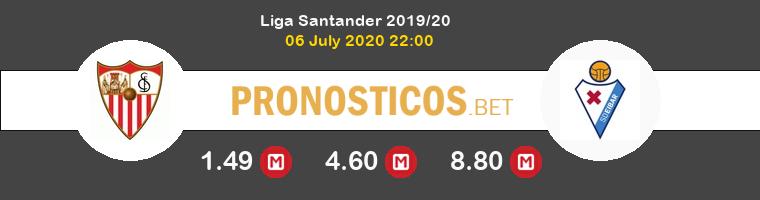 Sevilla Eibar Pronostico 06/07/2020 1