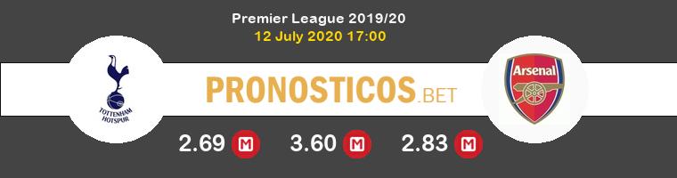 Tottenham Hotspur Arsenal Pronostico 12/07/2020 1