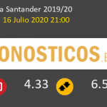 Valencia Espanyol Pronostico 16/07/2020 2