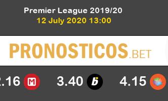 Wolverhampton Wanderers Everton Pronostico 12/07/2020 3