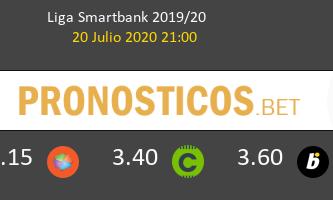 Zaragoza Ponferradina Pronostico 20/07/2020 3