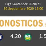 Huesca Atlético de Madrid Pronostico 30/09/2020 7