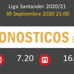 Real Madrid Real Valladolid Pronostico 30/09/2020 6