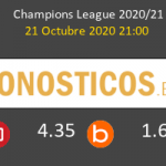 Ajax Liverpool Pronostico 21/10/2020 4