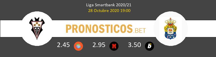 Albacete vs Las Palmas Pronostico (28 Oct 2020) 1