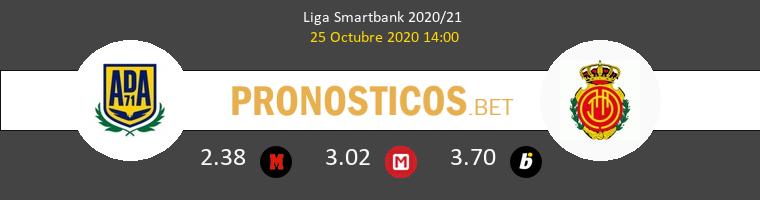 Alcorcón vs Mallorca Pronostico (25 Oct 2020) 1