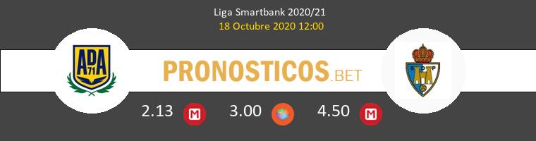 Alcorcón Ponferradina Pronostico 18/10/2020 1