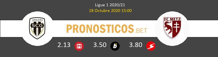 Angers SCO Metz Pronostico 18/10/2020 1