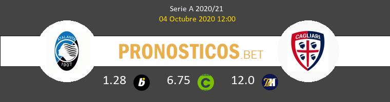 Atalanta Cagliari Pronostico 04/10/2020 1
