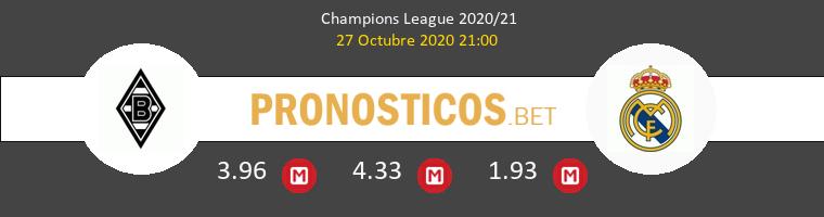 Monchengladbach vs Real Madrid Pronostico (27 Oct 2020) 1