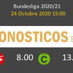 Bayern Munich Eintracht Frankfurt Pronostico 24/10/2020 6