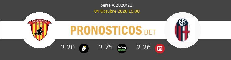 Benevento Bologna Pronostico 04/10/2020 1