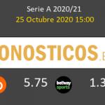 Benevento Napoles Pronostico 25/10/2020 5