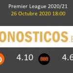 Brighton Hove Albion West Bromwich Albion Pronostico 26/10/2020 3