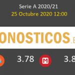 Cagliari Crotone Pronostico 25/10/2020 7