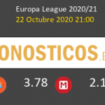 Celtic AC Milan Pronostico 22/10/2020 6