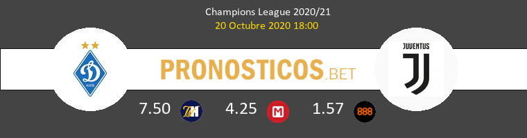 Dinamo Kiev Juventus Pronostico 20/10/2020 1