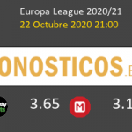 Dinamo Zagreb Feyenoord Pronostico 22/10/2020 5