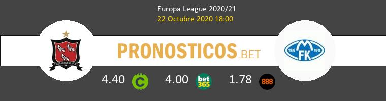Dundalk Molde FK Pronostico 22/10/2020 1