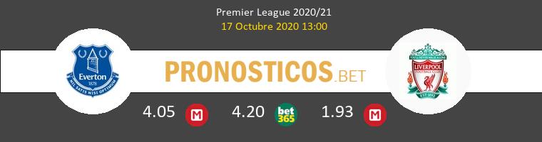 Everton Liverpool Pronostico 17/10/2020 1