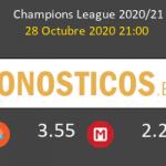 Ferencvárosi vs Dinamo Kiev Pronostico (28 Oct 2020) 4