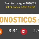 Fulham Crystal Palace Pronostico 24/10/2020 7