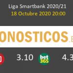 Girona Real Oviedo Pronostico 18/10/2020 3