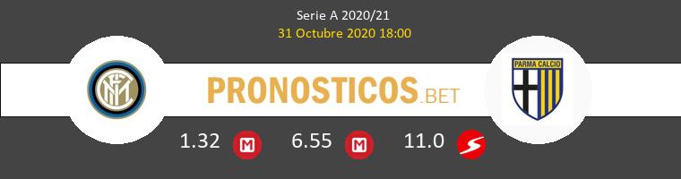 Inter vs Parma Pronostico (31 Oct 2020) 1