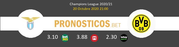 Lazio Borussia Dortmund Pronostico 20/10/2020 1
