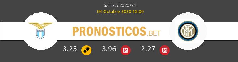 Lazio Inter Pronostico 04/10/2020 1