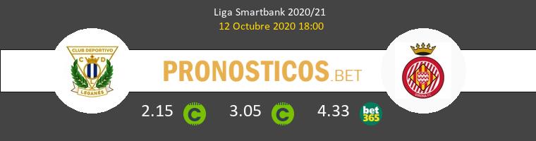 Leganés Girona Pronostico 12/10/2020 1