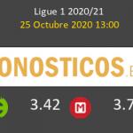 Lens Nantes Pronostico 25/10/2020 7