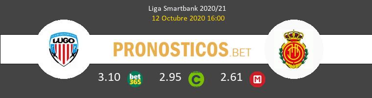 Lugo Mallorca Pronostico 12/10/2020 1