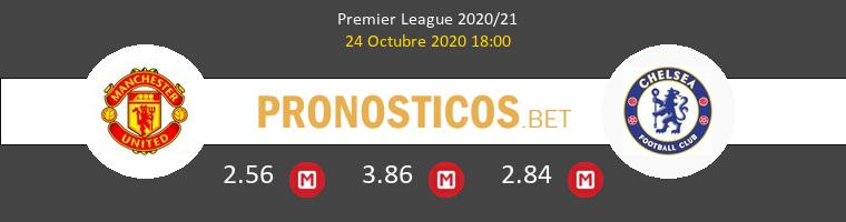 Manchester United Chelsea Pronostico 24/10/2020 1