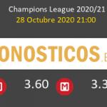 Manchester United vs Red Bull Leipzig Pronostico (28 Oct 2020) 2