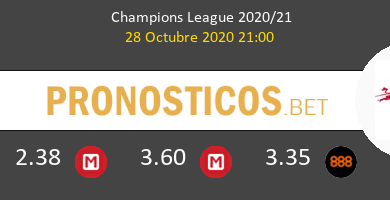 Manchester United vs Red Bull Leipzig Pronostico (28 Oct 2020) 1
