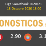 Mirandés Mallorca Pronostico 18/10/2020 4