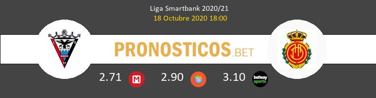 Mirandés Mallorca Pronostico 18/10/2020 1