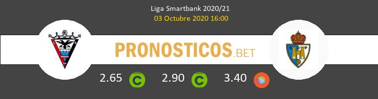 Mirandés Ponferradina Pronostico 03/10/2020 1